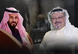 Secret Service or Journalist? Jamal Khashoggi